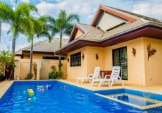 Hill Village A Hua Hin Pool Villa